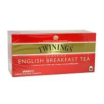 Чай черный English Breakfast Twinings – 25п.х2г