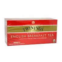Чай черный English Breakfast Twinings – 25п.х2г, фото 2