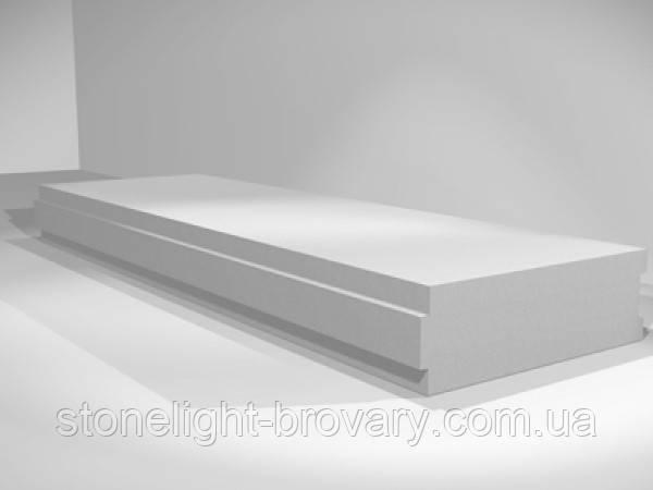 Армированные плиты покрытия АЕРОК 3000х600х250