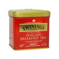 Чай черный листовой English Breakfast Twinings, 100г