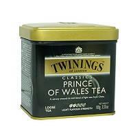 Чай черный листовой Prince of Wales Twinings, 100г