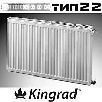 Радиатор стальной панельный KORADO Kingrad Compact ТИП 22  500x500