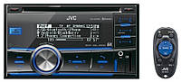 Автомагнитола JVC KW-SD70BTE