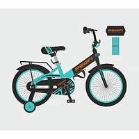 Детский двухколесный велосипед PROFI 20 дюймов (бирюзовый), OriginalW20115-8