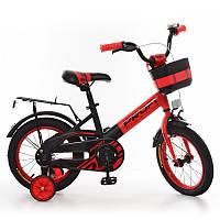 Детский двухколесный велосипед PROFI 16 дюймов, W16115-5