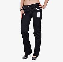 Женские черные брюки (W613) | 6 шт., фото 2