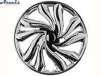 Авто колпаки для дисков на колеса R13 хром 5046