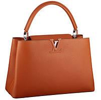 Женская сумка Louis Vuitton Capucines MM