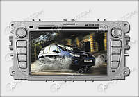 Штатная магнитола Phantom DVM-8500G i6 Silver (Ford Mondeo, Focus II-III, S-Max, Galaxy)