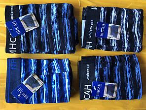 """Мужские боксеры стрейчевые из бамбука Марка """"ИНСАН"""" Арт.INS-18065П, фото 2"""