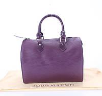 Женская сумка Louis Vuitton Speedy Epi реплика 5А класса, фото 1