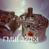 ГМШ 32Д-3, гидромотор шестерённый 32Д  с 3-им дренажным отверстием