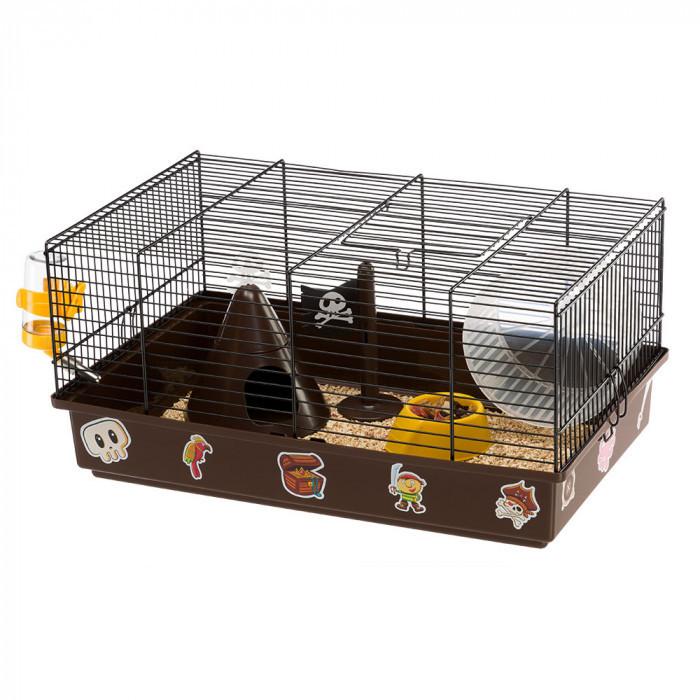 Клетка для хомяков и мышей Ferplast CRICETI 9 PIRATES