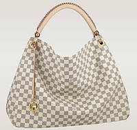 Женская сумка Louis Vuitton Artsy Damier Azur Canvas, фото 1