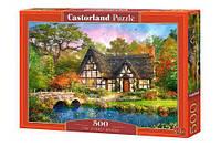 Пазл Castorland Каменный мостик 500 элементов В-52783 (tsi_44623)