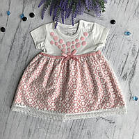 Платье Breeze 11-p0. Размер 86, 92, 98, 104, 110 см, фото 1