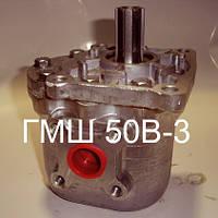 ГМШ 50В-3, гидромотор шестерённый 32Д  с 3-им дренажным отверстием