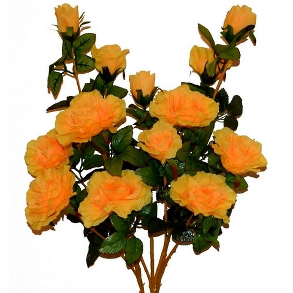 Роза дерево.  76см (8 шт в уп.)