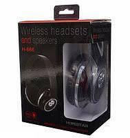 Наушники беспроводные Bluetooth HOPESTAR H666