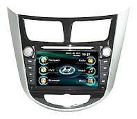 Штатная магнитола RoadRover Hyundai Accent, Solaris