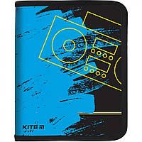 "Папка для зош. В5 ""Kite"" №K18-203-3 ""Be Sound"" на блиск. об'ємн.(1)"