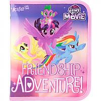 "Папка для зош. В5 ""Kite"" №LP17-203-2 ""Little Pony"" на блиск. об'ємн.(1)"