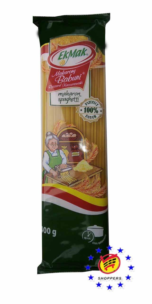 Спагетти EkMAk 400г