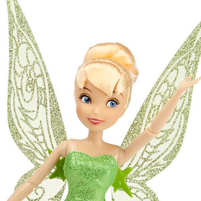 Disney Fairies - принцеса Дінь Дінь з крилами (Disney - Tinker Bell Doll, кукла Динь Динь)