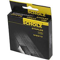 Скобы для степлера Scholz №23/13 1000 шт. 4762/04030070