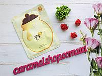 Питательная тканевая маска для лица с медом Rorec Nourish Honey