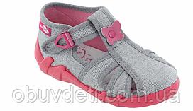 Модные детские тапочки  Renbut   24 (15,5 см)