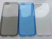 Ультратонкие Силиконовые чехлы для Iphone 5/5S, фото 1
