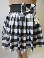 Детские пышные юбки с широким поясом., фото 1