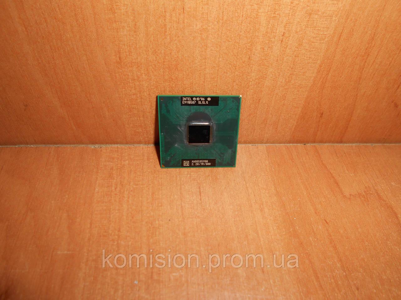 Процессор Intel Celeron 900 2,2 Socket P для ноутбука