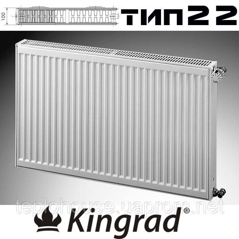 Радиаторы стальные KORADO Kingrad Compact ТИП 22  600x1100 - Тепло Хаус Украина (Системы отопления и водоснабжения) в Киеве