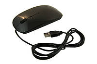 Мышь Apple MT-A55 проводная Black