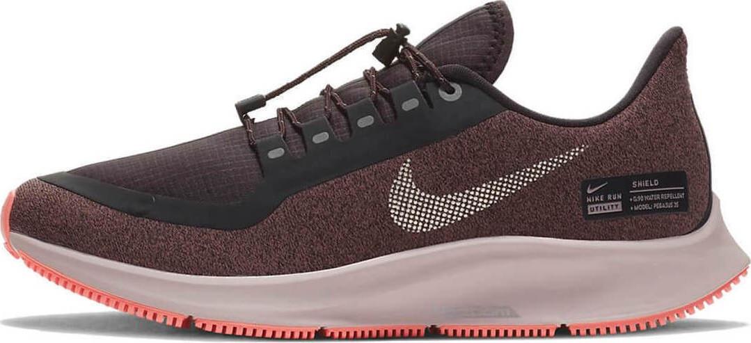 bb05c22bef8892 Мужские кроссовки Nike Air Zoom Pegasus 35 (найк аир зум пегасус 35,  коричневые)