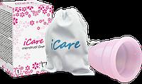 Менструальная чаша кап Icare из медицинского силикона