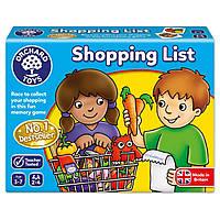 """Настольная игра-лото """"Список покупок"""" Orchard toys"""
