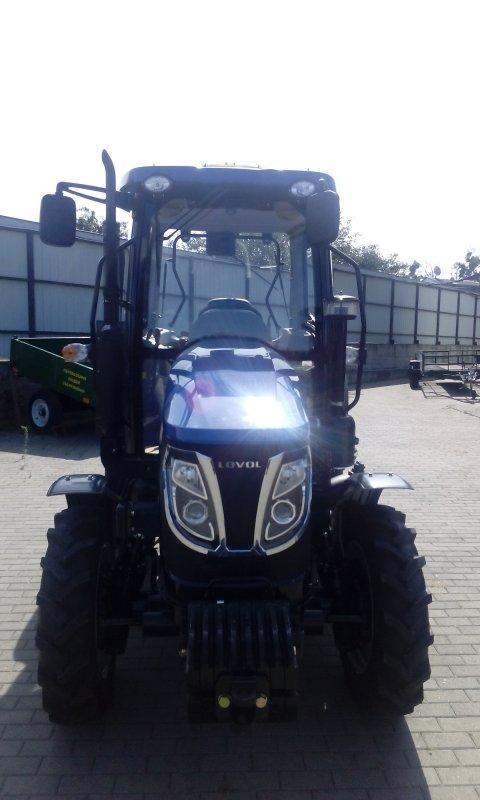 Трактор с кабиной Foton 504C