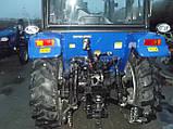 Трактор с кабиной Foton 504C, фото 6