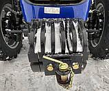 Трактор с кабиной Foton 504C, фото 7