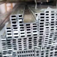 Светодиодный профиль ЛП7 7х15,5 не анодированный, фото 1