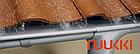 Металлическая водосточная система RUUKKI, фото 2