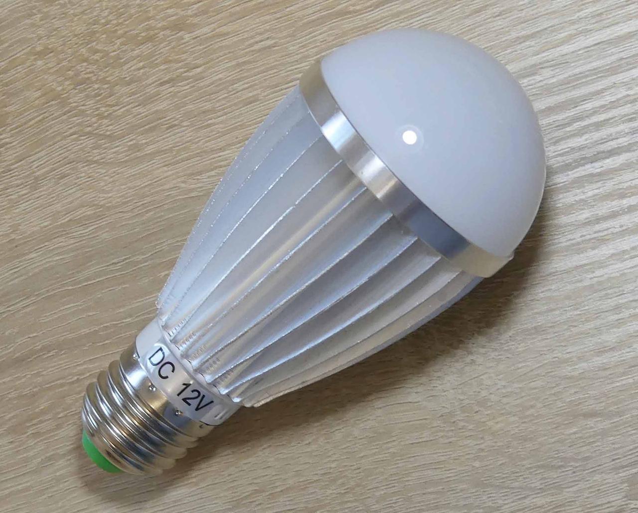 Лампа светодиодная 12 Вольт 18 Ватт