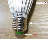 Лампа светодиодная 12 Вольт 18 Ватт, фото 2