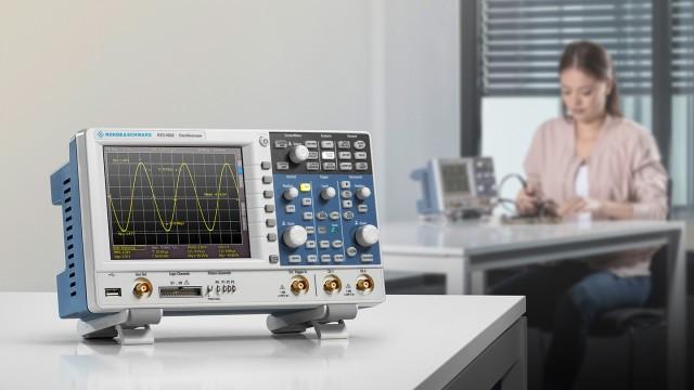 Осциллограф  Rohde & Schwarz R&S®RTC1000