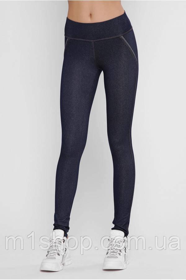 Женские лосины с имитацией джинс (Jeans new art)