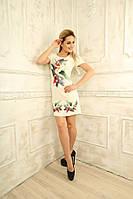 Платье с орхидеей 110 Велика