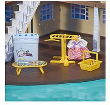 Мебель для флоксовых животных 1513B Happy Family стиральная машина в короб 26*19*6см, фото 2